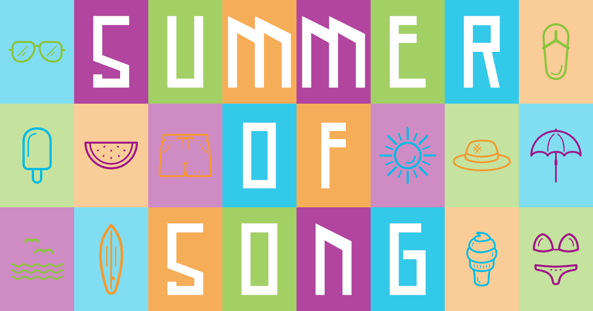 Summer of SONG - online musical education