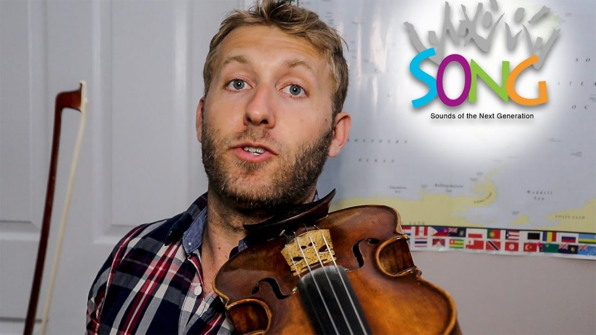 It's time to practice all of the different sounds you can make with a violin!